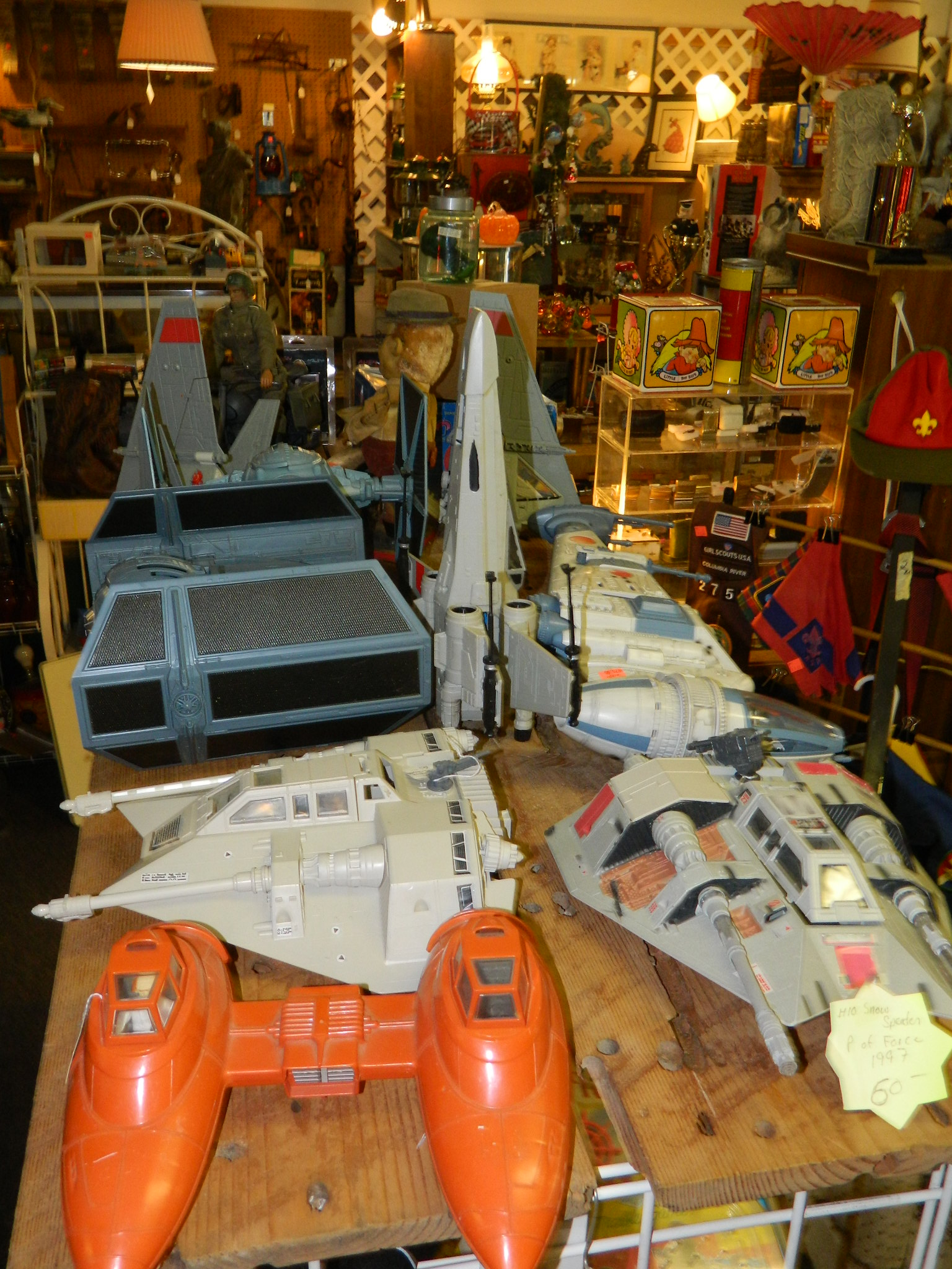 STAR WARS STUFF