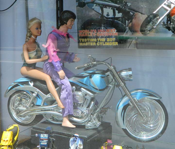 Barbie & Donny Osmond