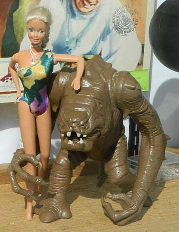 barbie & Monster
