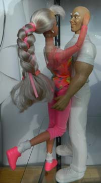 Barbie & Mr Clean