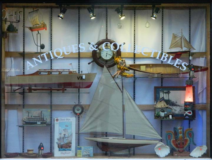 Nautical Window May 2012